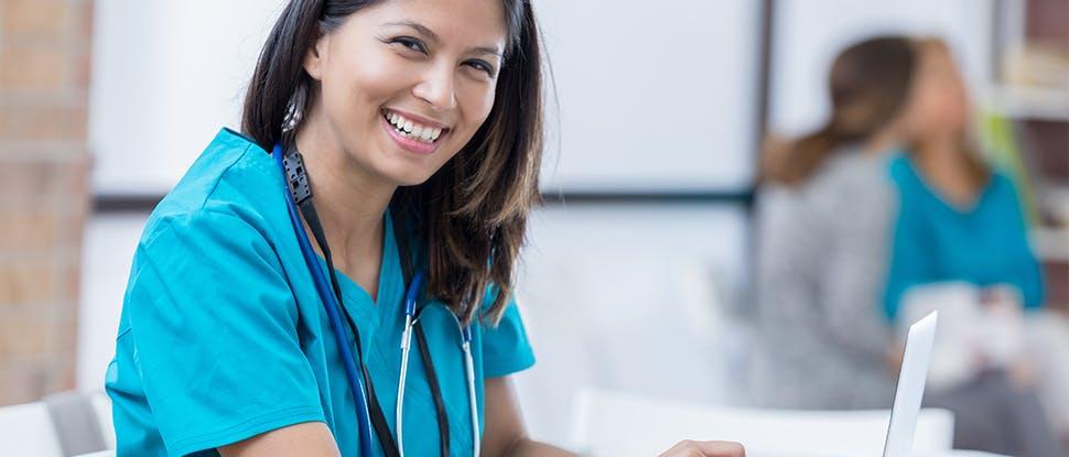 Healthcare professional 2