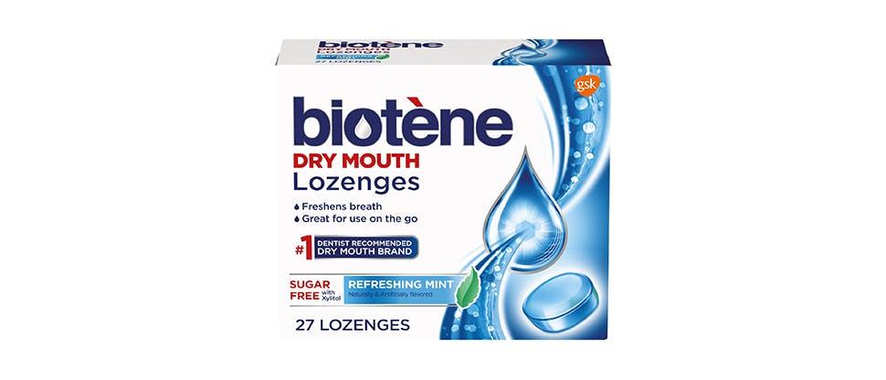 Biotène Dry Mouth Lozenge