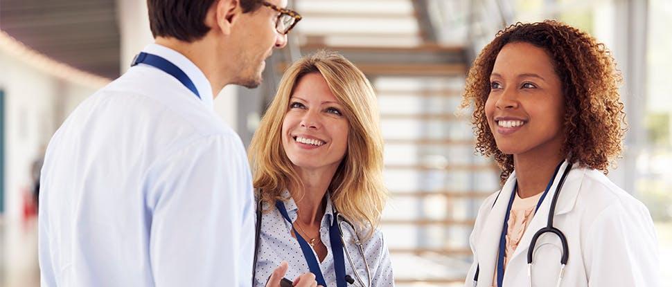 Healthcare professionals 1