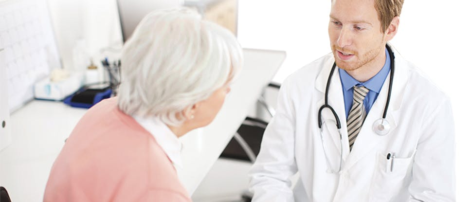 Healthcare professional & patient 5