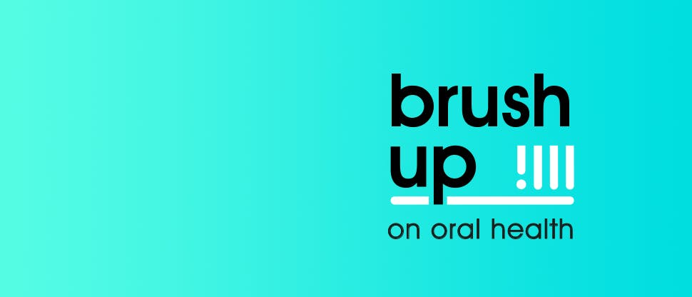 Brush up icon
