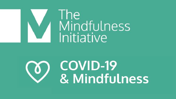 Covid-19 mindfulness initiative graphic