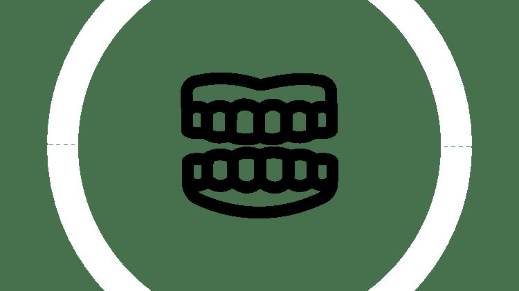 Immediate dentures icon