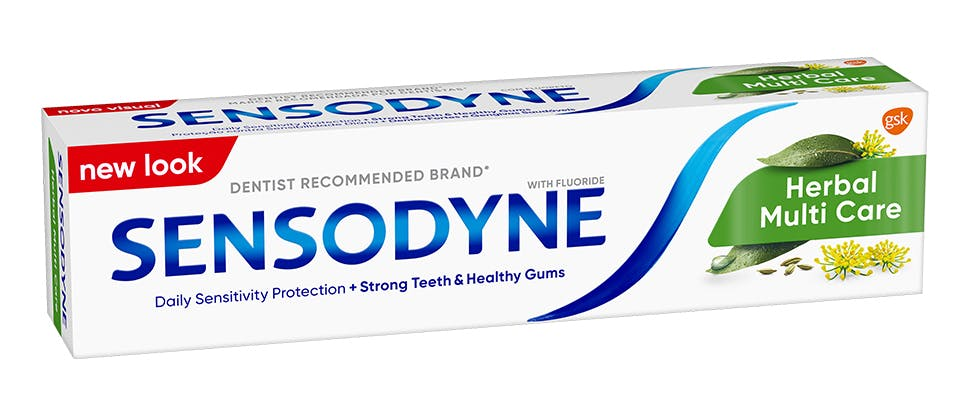 Sensodyne Herbal Multi Care packshot