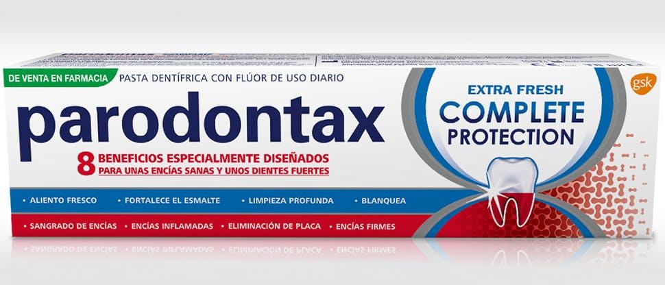 Pasta de dientes de uso diario Parodontax