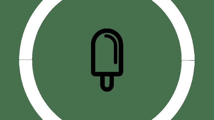 Icono de polo de hielo