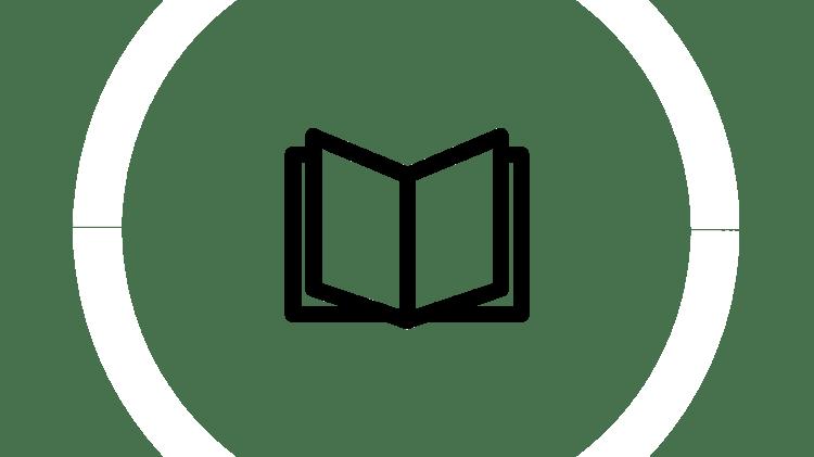 Icono de libro de texto