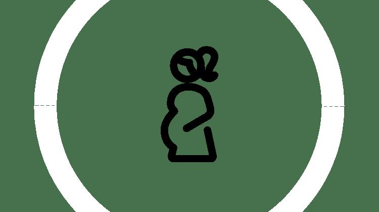 Terhesség ikon