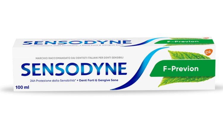 Packshot Sensodyne F previon