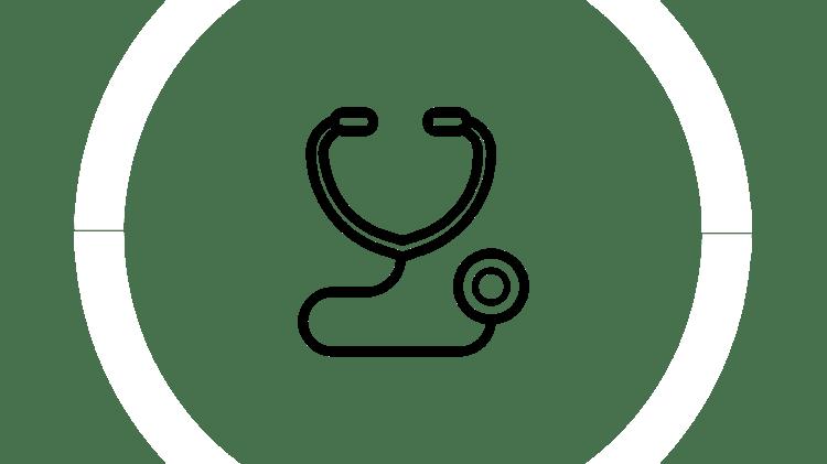 Pictogramă a unui medic