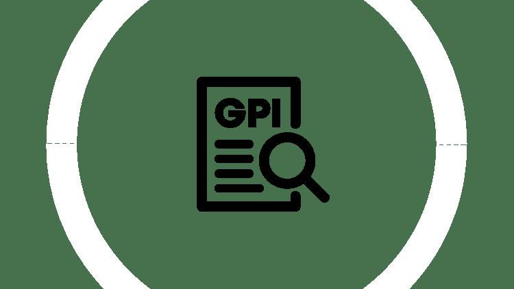 Pictogramă pentru GPI
