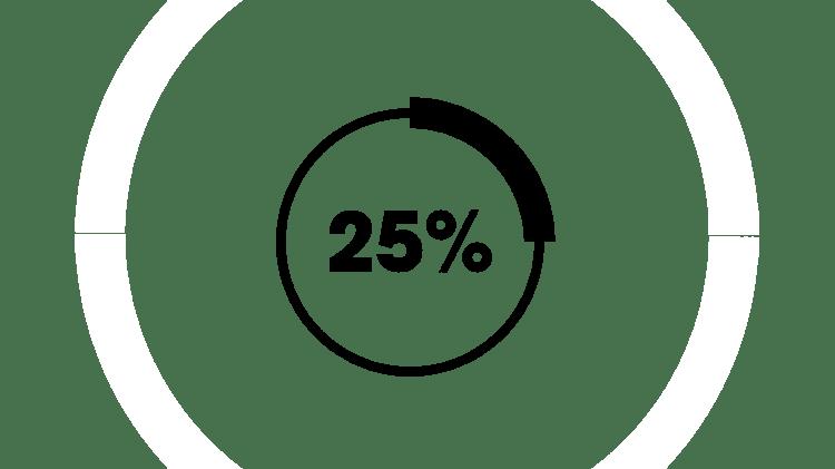 графическое изображение_25 %