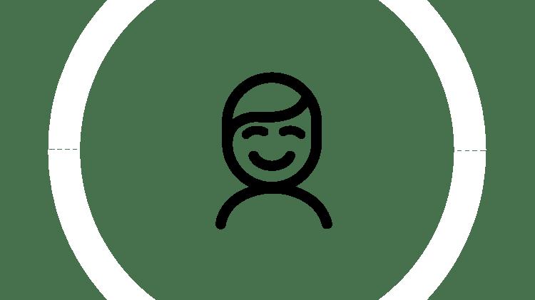 графическое изображение счастливого лица