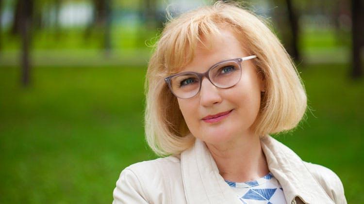 Изображение портрета Людмилы