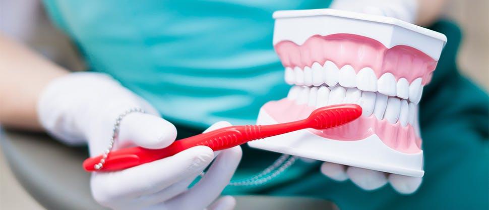 Эффективность зубных