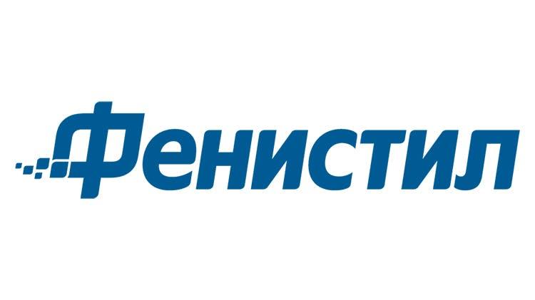 Логотип Фенистил
