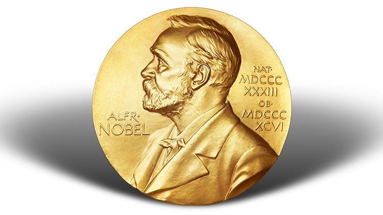 Лауреаты Нобелевской премии Гертруда Элайон и Джордж Хитчингс