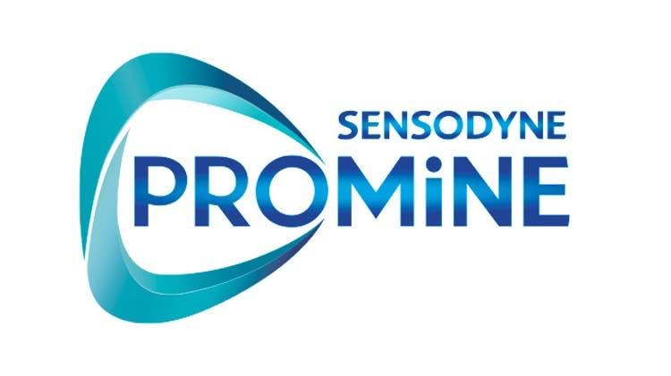 Sensodyne Promine logosu