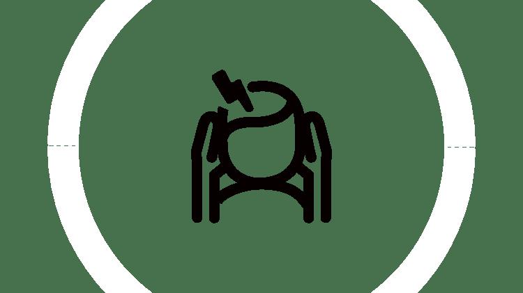 Baş ağrısı simgesi
