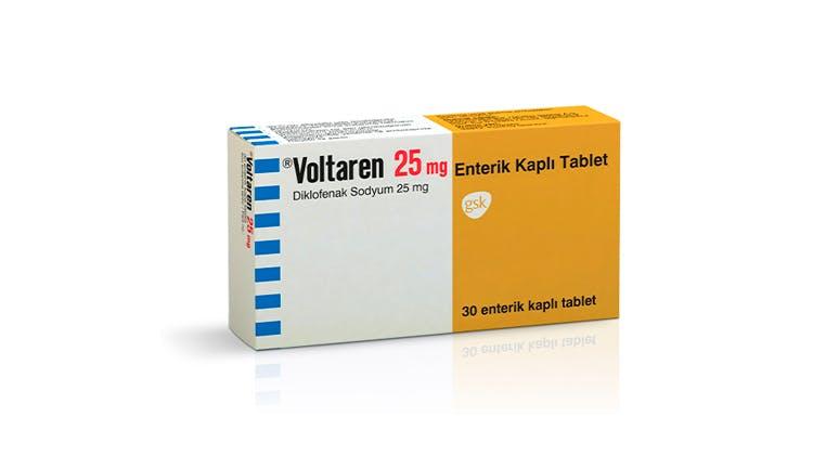 Voltaren Tablet