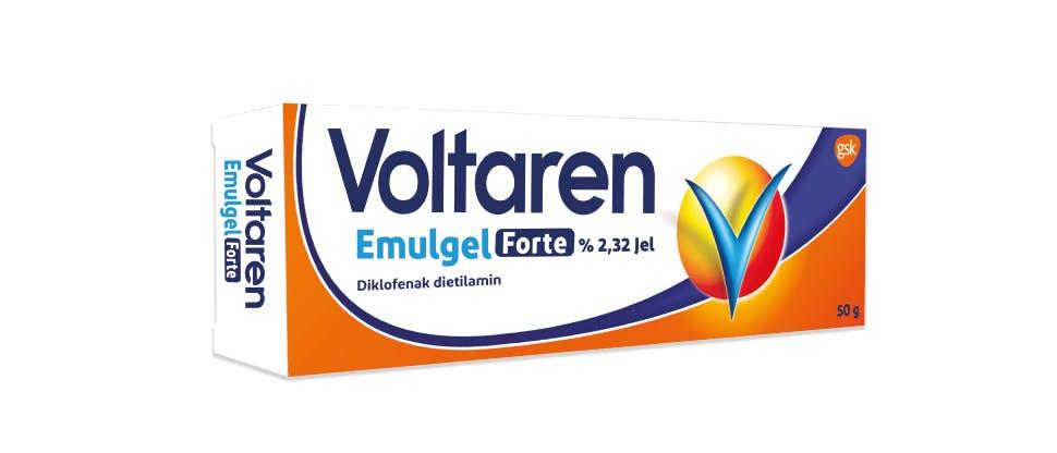 Voltaren Emulgel Forte %2,32 ürün görseli