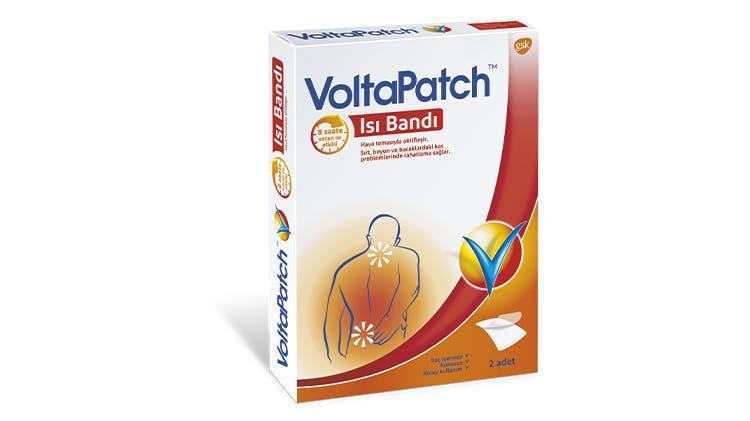 VoltaPatch Isı Bandı ürün görseli