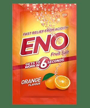 Eno Orange Flavour Sachet 5 g