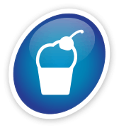 Ícone de sorvete