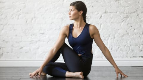 3 Yoga Positions That Can Help Ease Gas Discomfort