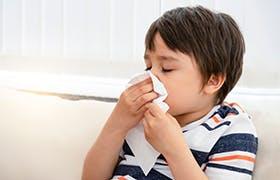 Come prevenire il raffreddore nei bambini - Narhinel
