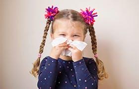 Come insegnare ai bambini a soffiare il naso - Narhinel