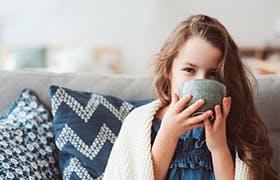 Raffreddore nei bambini: rimedi della nonna - Narhinel
