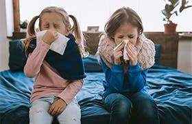 Falsi miti sul raffreddore dei bambini - Narhinel