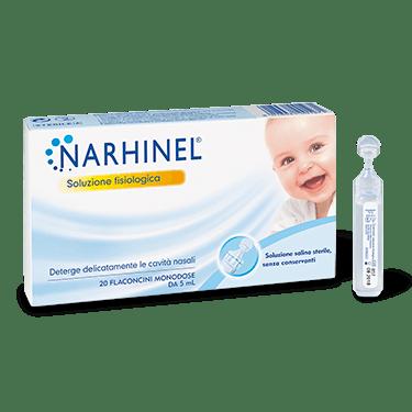 Narhinel soluzione fisiologica per il naso - Narhinel