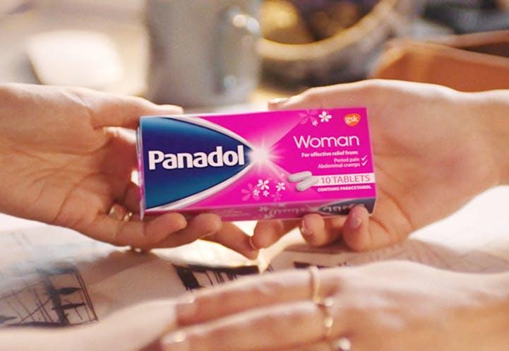 Panadol Woman