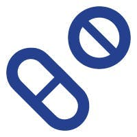 Medicines icon.