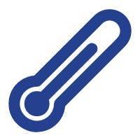 Temperature icon.