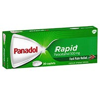 Panadol Rapid Caplets
