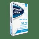Panodil Junior stikpiller 125 mg