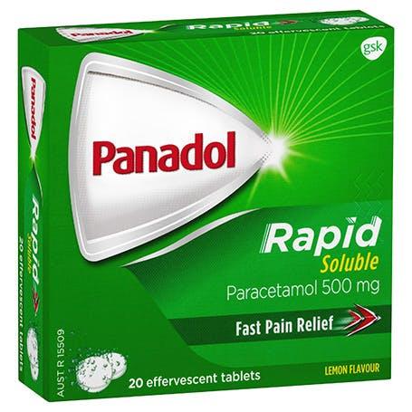 Panadol Rapid Soluble