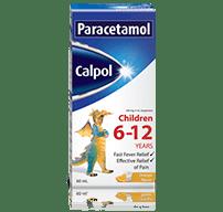 Paracetamol Calpol 6-12