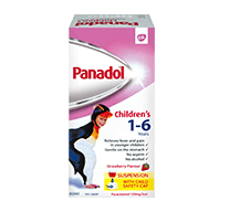 Panadol Children's Suspension 1-6 Years