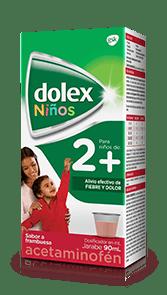 Dolex Niños 2+ Jarabe
