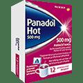 Panadol Hot 500 mg -kipulääke aikuisille