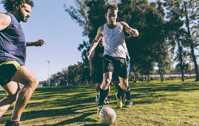 Mosjon reduserer smerter i muskler og ledd