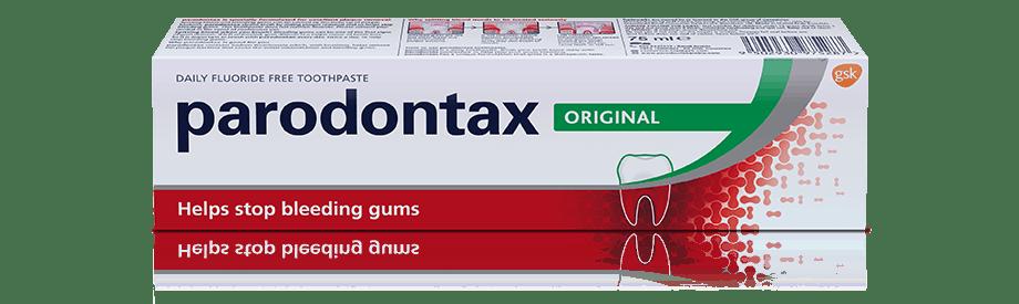 معجون أسنان بارودونتكس اليومية