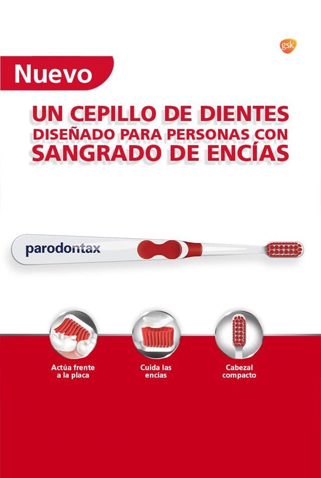 Cepillo de dientes paradontax Sierra