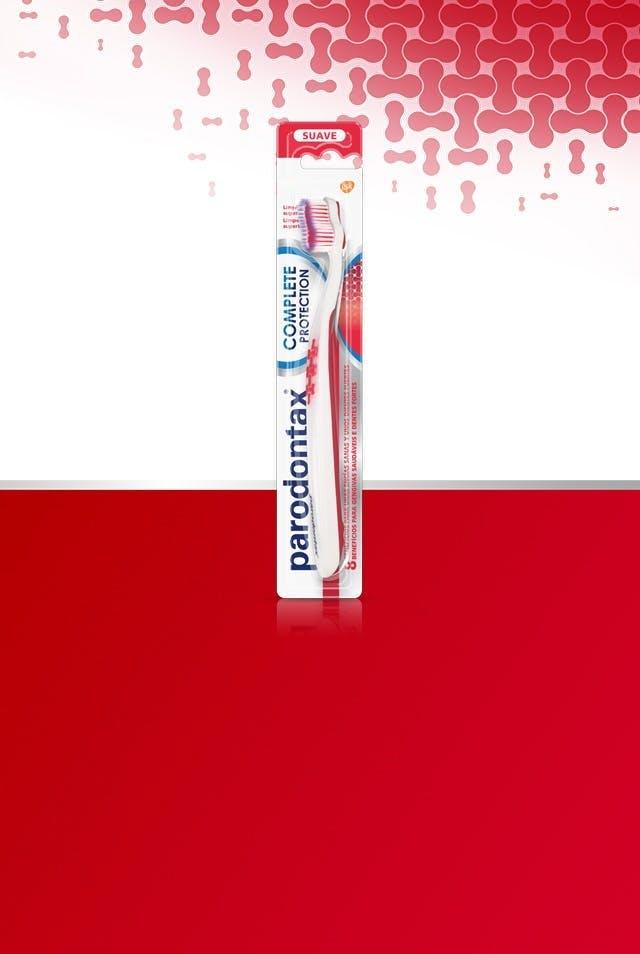 Escova de dentes parodontax
