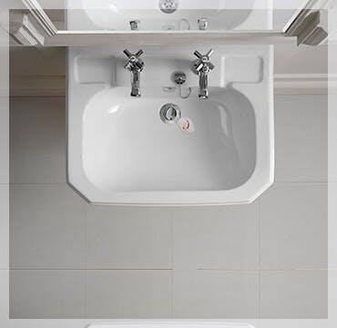 Imagen de lavabo con sangre