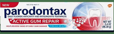 parodontax Active Gum Repair Gum Health Toothpaste Fresh Mint